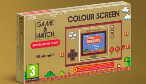 El Clásico De Nintendo Game & Watch Está De Regreso