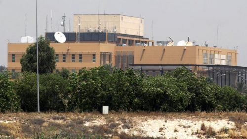 Un Niño Muere Tras Ataque A La Zona De Embajada De EE.UU En Iraq