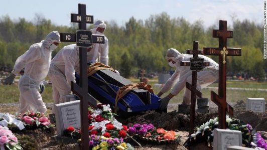 COVID-19 En Rusia ¿Qué Tan Grave Es? Morgues Llenas, Te Presentamos La Historia Oculta