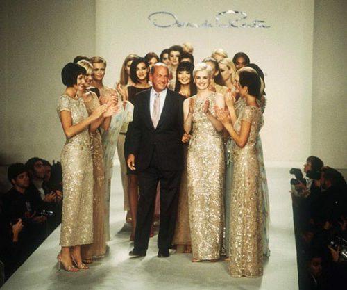 El Recuerdo De Oscar De La Renta Sigue Presente En La Moda