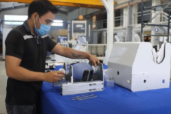 Ventiladores Con Tecnología Mexicana