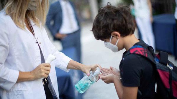 El Coronavirus También Afecta A Los Niños