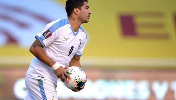 El Jugador Luis Suárez
