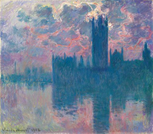 Obras De Claude Monet