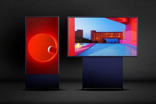 Samsung Presenta Su Nuevo Televisor