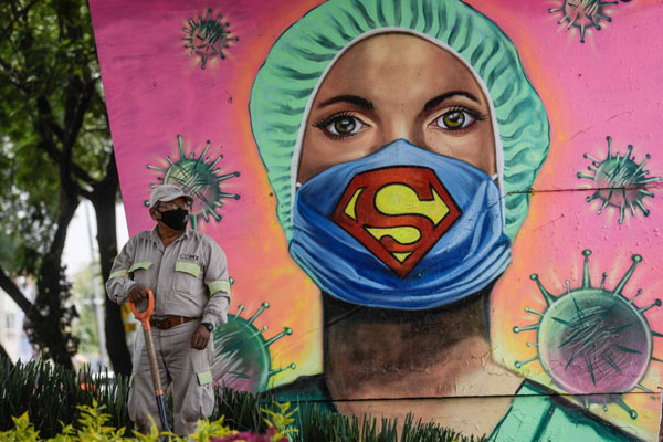 Expresiones Artísticas En Medio De La Pandemia