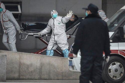 El Manejo De La Pandemia De China