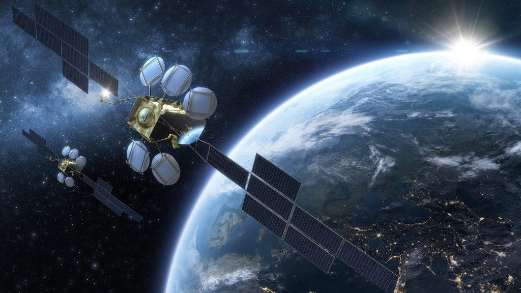 La base de los satélites está en la plataforma Eurostar Neo