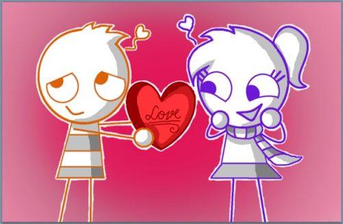 día de amor y la amistad