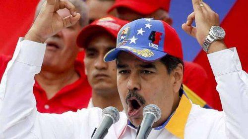El socialismo acabó con la producción venezolana