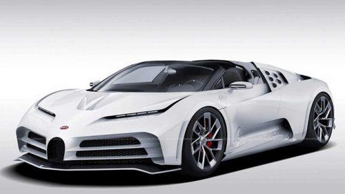 El nuevo y exclusivo Bugatti Centodieci