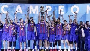 El equipo del campeón - El Barcelona