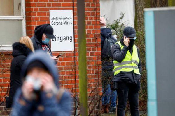 Alemania Realizará PCR Obligatorio A Los Viajeros Y Anuncia Inicio De Confinamiento Durante Semana Santa