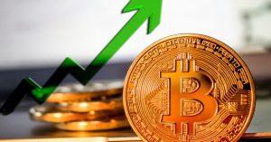 El Bitcoin continúa subiendo a más del 60%