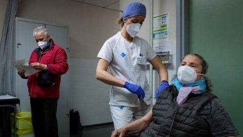 Cifras Indicadoras Del Coronavirus en Catalunya