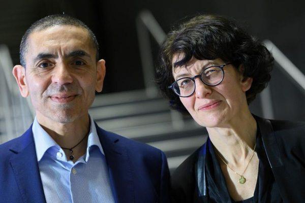 El Matrimonio Turco-Alemán Creador de La Vacuna De PfizerBioNtech