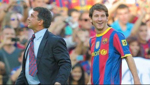 Laporta Aseguró Que Messi Diría Adiós Si Él No Ganaba Las Elecciones