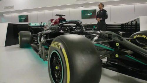 Mercedes Y El Nuevo Protagonista W12