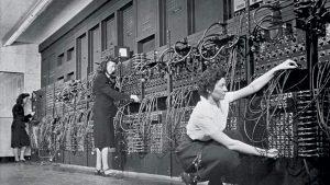 Las programadoras responsables del funcionamiento del ENIAC