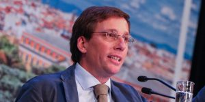 La opinión del alcalde José Luis Martínez Almeida