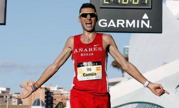 Un Atleta Español Corre Un Maratón Con El Dorsal De Otro Y Rompe El Récord De Honduras