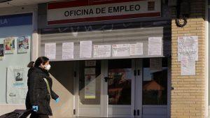 La cantidad de desempleo en España aumenta tras la pandemia