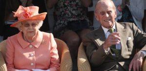 La reacción de Isabel II ante la salud de su esposo en medio de la pandemia