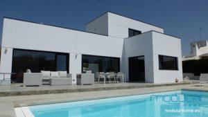 Modular Home, Madrid