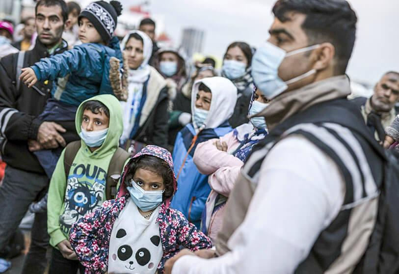 Alerta sobre la falta de atención a la salud migrantes en medio de la pandemia