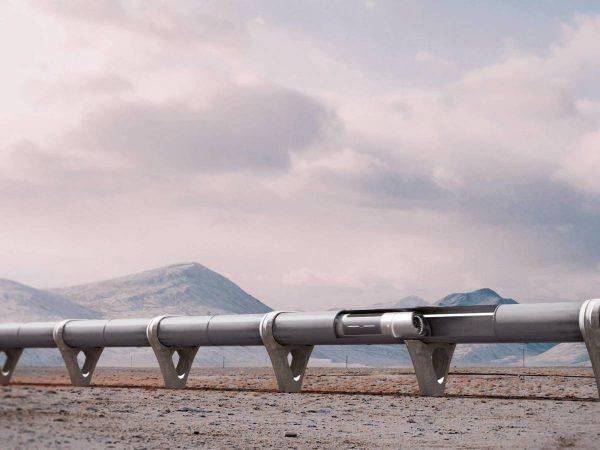 La batalla por la pista del tren supersónico del Hyperloop