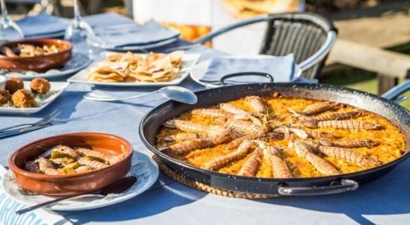 ¿Cuáles son los platillos disponibles en las X Jornadas Gastronómicas de la Galera en Castellón?