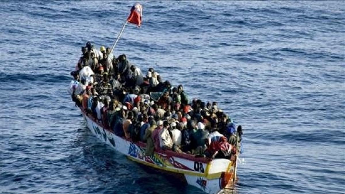 Los inmigrantes, un drama que parece no tener fin