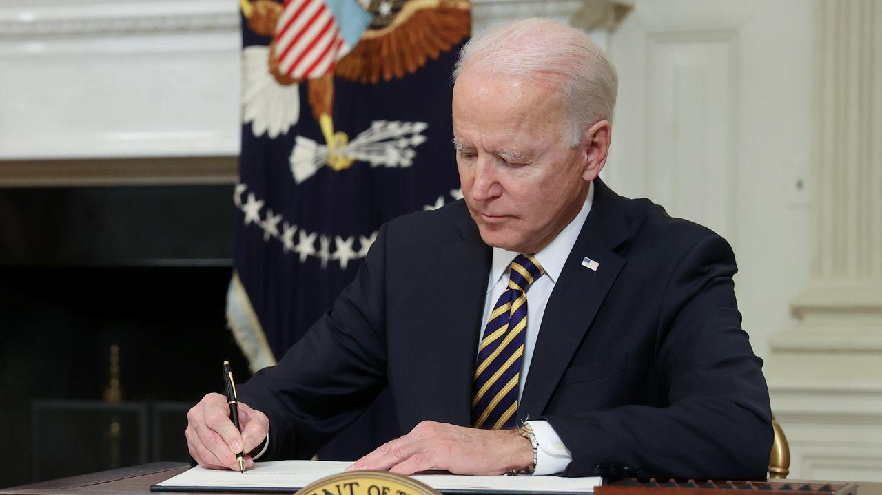 Exmilitares de E.E.U.U. cuestionan las capacidades físicas y mentales de Biden