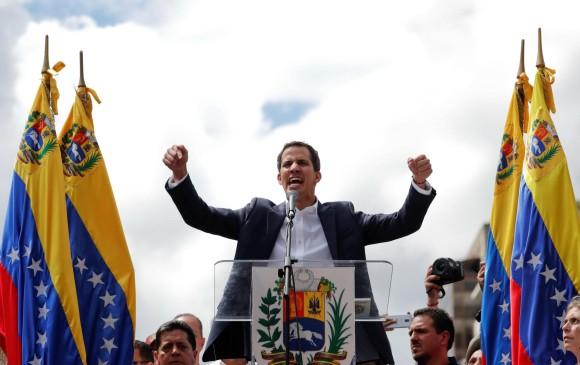 """Guaidó sobre Zapatero y su """"blanqueo"""" a la dictadura"""