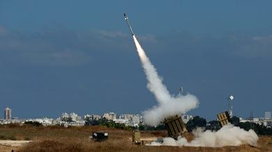 """La """"Cúpula de Hierro"""" que protege al cielo israelí del ataque de misiles"""