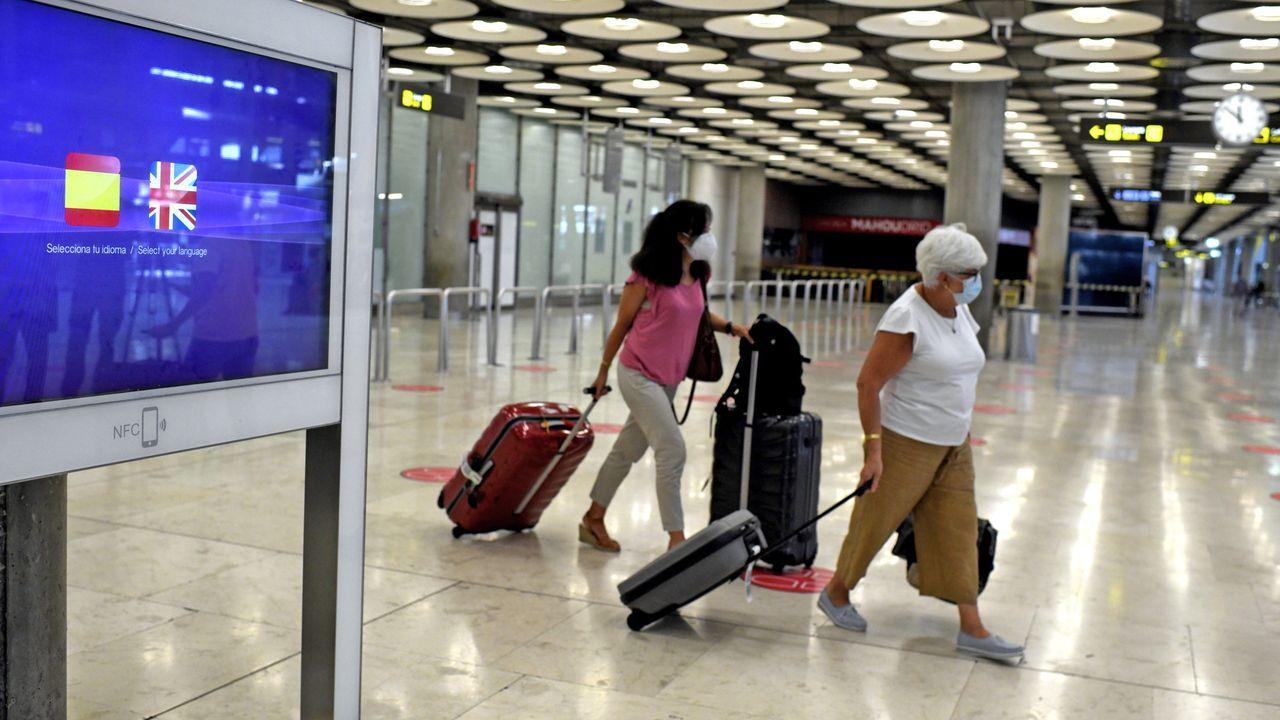 La pérdida de turistas convierte a España en una de las economías más golpeadas del mundo