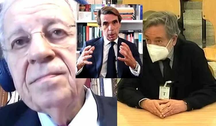 Los dos testigos: Ignacio del Burgo y Eugenio Nasarre