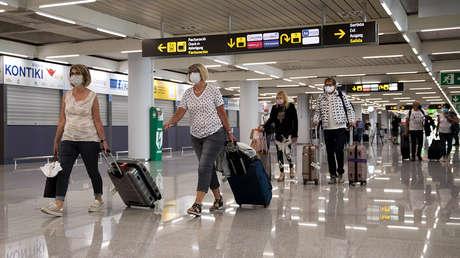 A partir del mes de junio España recibe turistas internacionales