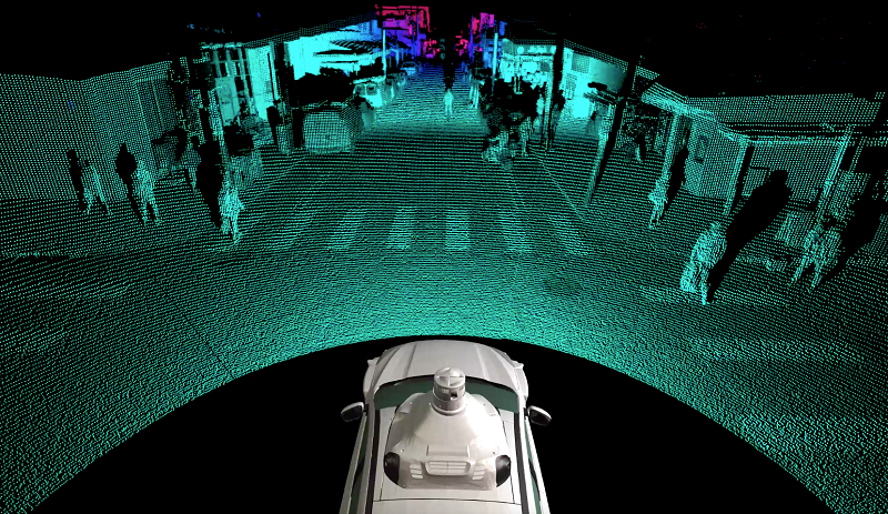 Comienzan las pruebas internacionales de self-driving para Volkswagen comerciales y ARGO