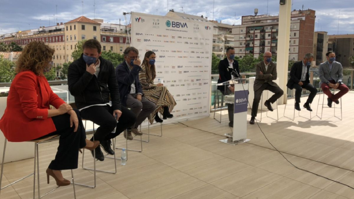 Lo mejor del tenis femenino regresa a Turia con el BBVA Open Internacional de Valencia