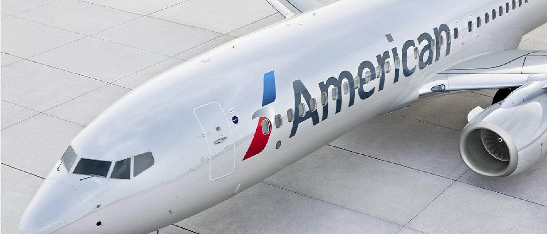 Reinicio de las rutas internacionales de American Airlines