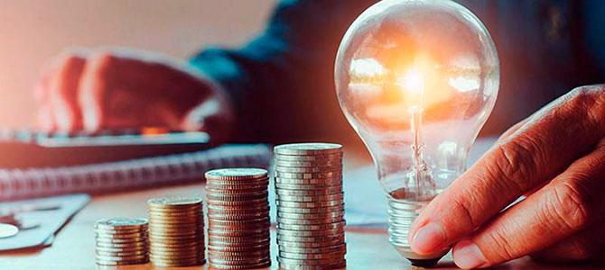 El precio de la electricidad puede bajar dependiendo del precio del gas