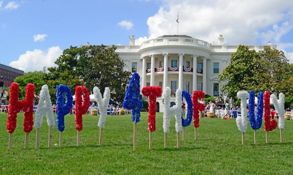 Biden encabezo el primer evento desde su llegada a la Casa Blanca